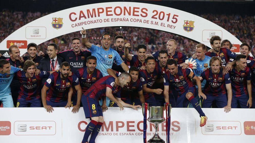 Los pesos pesados del fútbol español entran en escena en la Copa