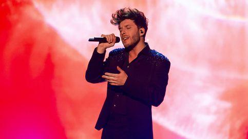 ¿Futura debacle de Blas Cantó en Eurovisión? No remonta en las apuestas