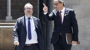 Prisas en Moncloa con Cataluña