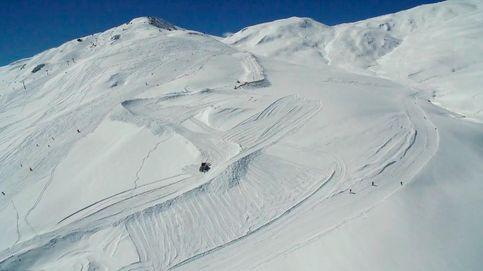 Baqueira Beret, sede de la última prueba de la Copa del Mundo de Snowboard