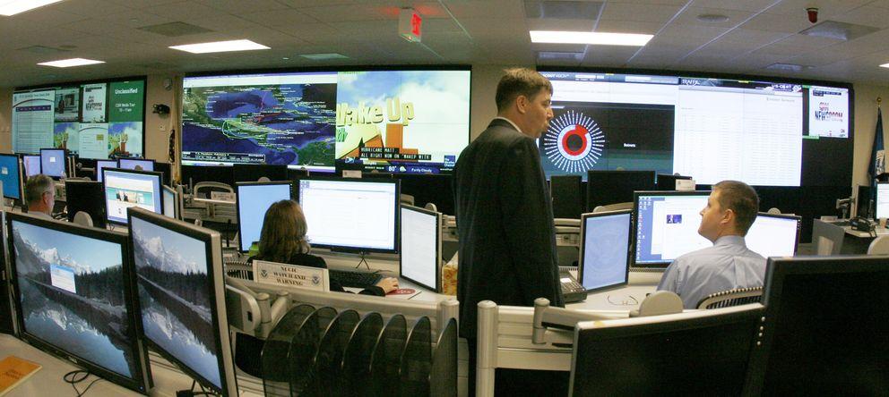 Foto: Departamento de ciberseguridad de Estados Unidos (Reuters)
