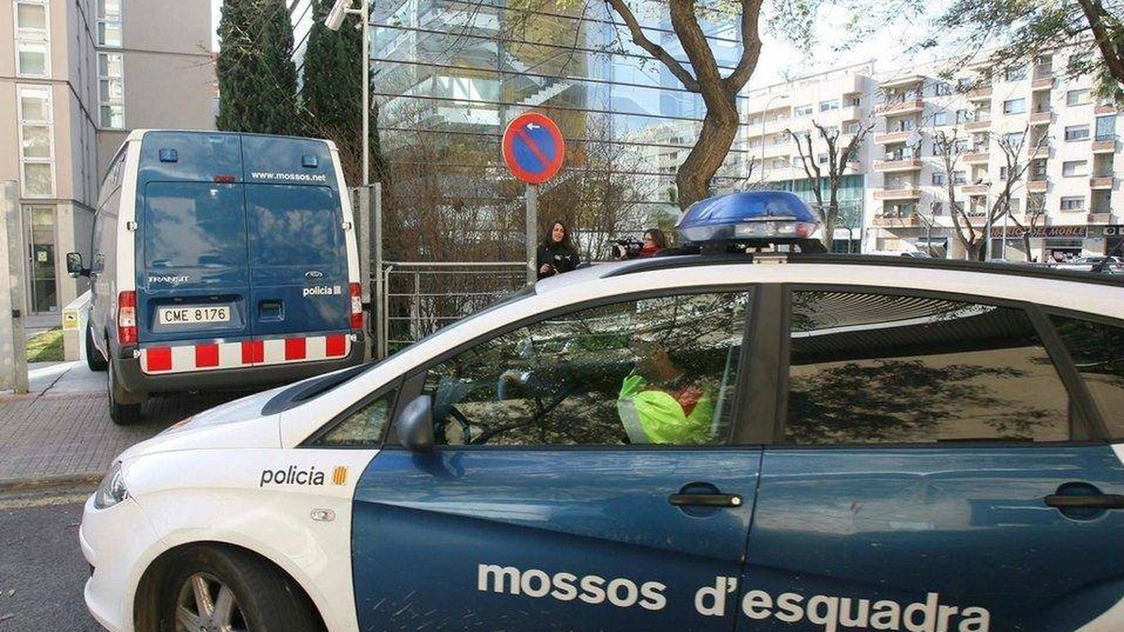 Foto: Un coche de los Mossos d'Esquadra - Archivo. (EFE)