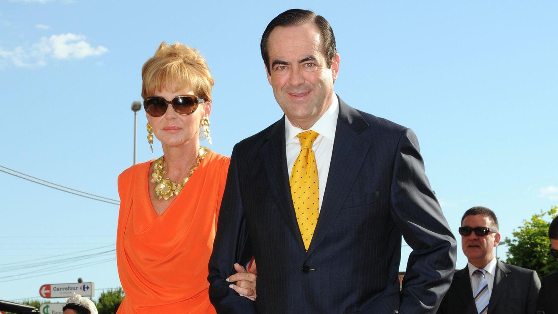 Foto: El político José Bono y su exmujer, Ana Rodríguez, en una imagen de archivo (Gtres)