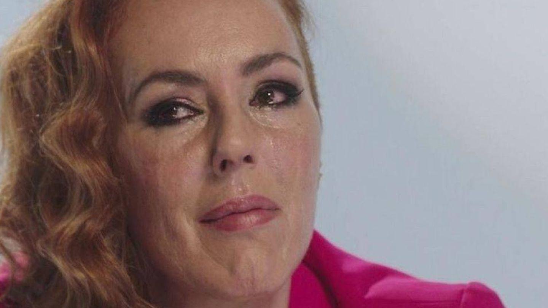 Rocío Carrasco, en el episodio 8 de sus serie documental. (Mediaset)