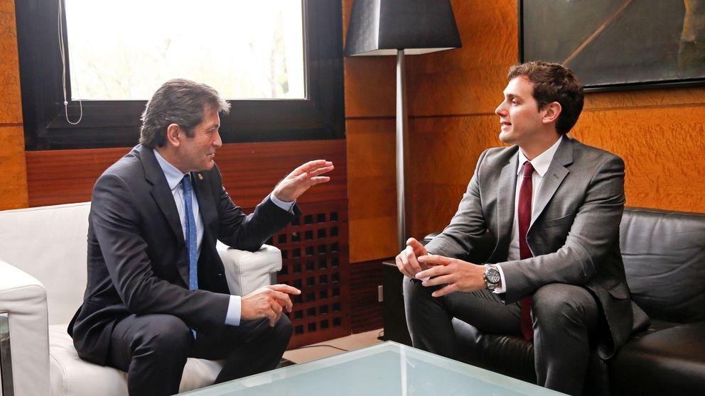 El PSOE aumenta la presión sobre C's para que apoye su moción en Murcia
