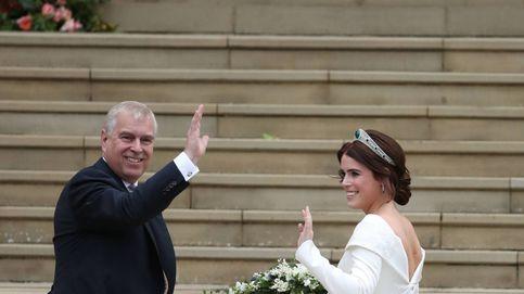 Eugenia rompe las reglas con este tercer vestido de novia muy millennial