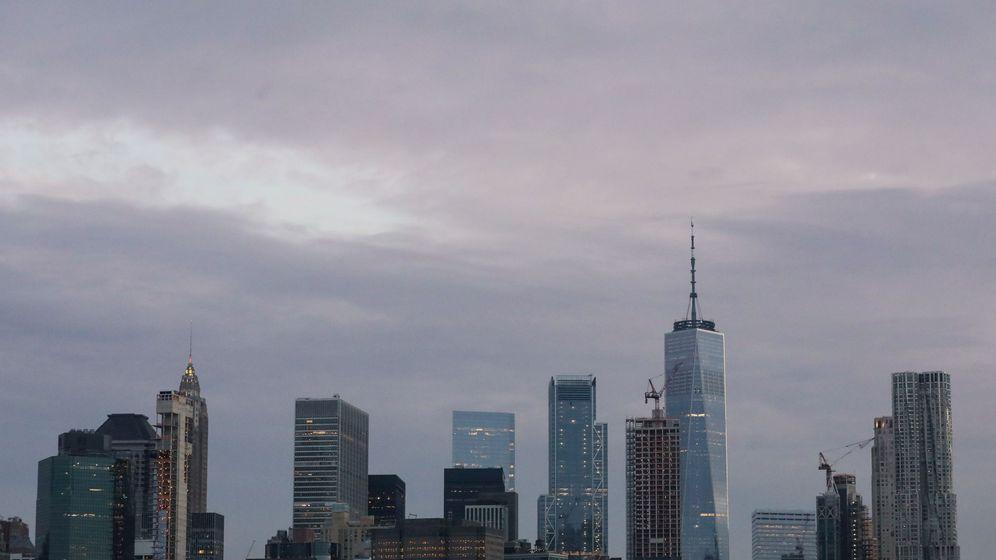 Foto: El 'skyline' de Manhattan antes del atardecer. (Reuters)