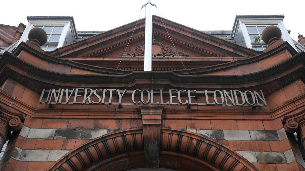 Foto: University College de Londres. (Reuters)