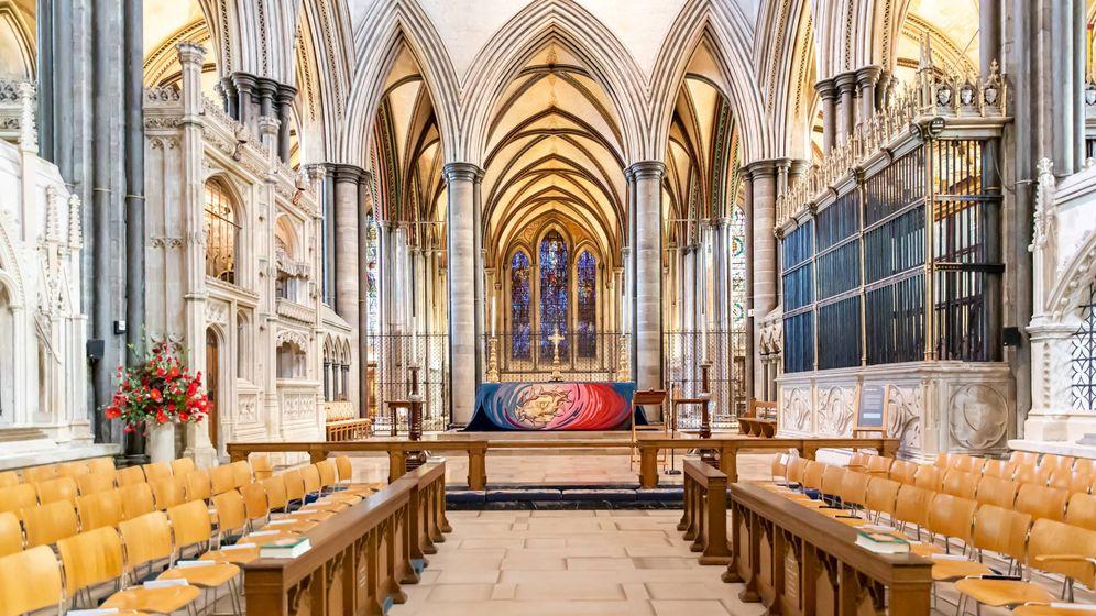 Foto: Catedral de Salisbury, Inglaterra. (Unsplash)