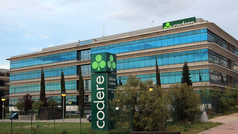 Foto: La sede central de Codere, en Alcobendas. (Wikipedia)