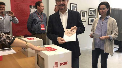 Lambán se desmarca de Díaz y apremia a negociar listas de integración al congreso