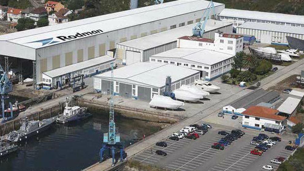 Un 'espía' chino trata de comprar el astillero de yates de lujo Rodman