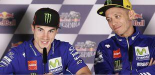 Post de La jugada para renovar a Maverick Viñales y el callejón en el que está Valentino Rossi