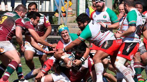 Un jugador del Hernani de rugby, detenido por presuntos abusos sexuales