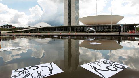 Descontento en Brasil