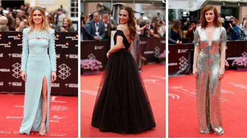 Paula Echevarría, reina indiscutible en la gala de clausura del Festival de Málaga