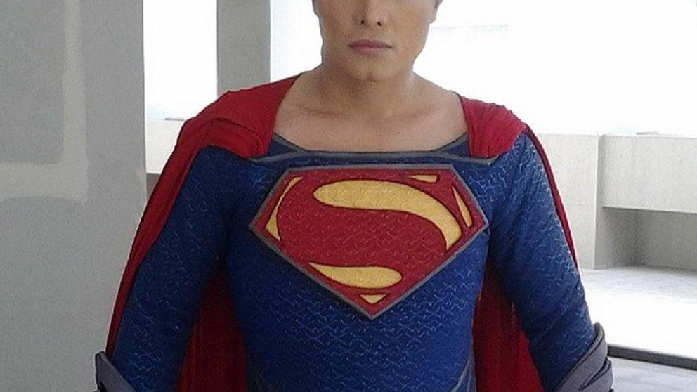 El Superman que se inyectó 'criptonita' para lucir abdominales de acero