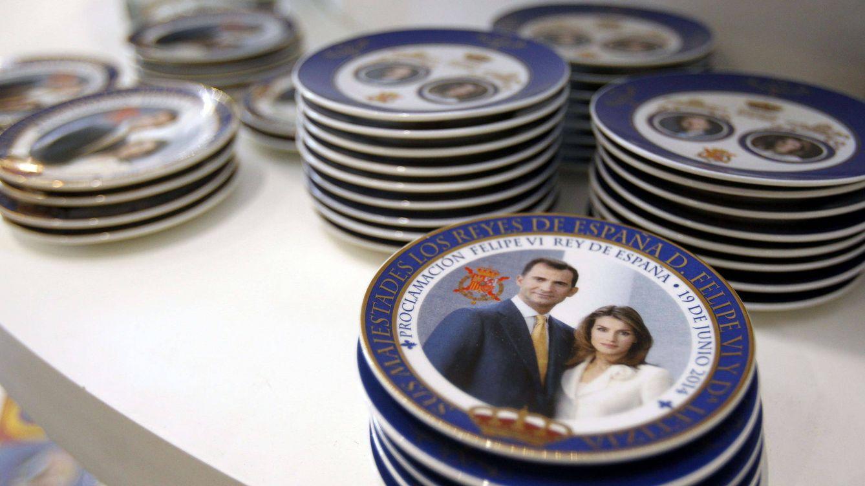 Lo que la proclamación de Felipe y Letizia nos dejó: los souvenirs