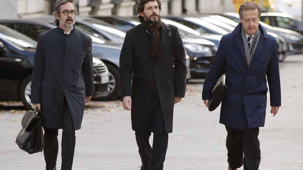 Foto: El menor de los hijos del expresidente de la Generalitad de Cataluña, Oleguer Pujo. (EFE)