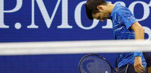 Post de Djokovic se retira lesionado del US Open entre abucheos del público