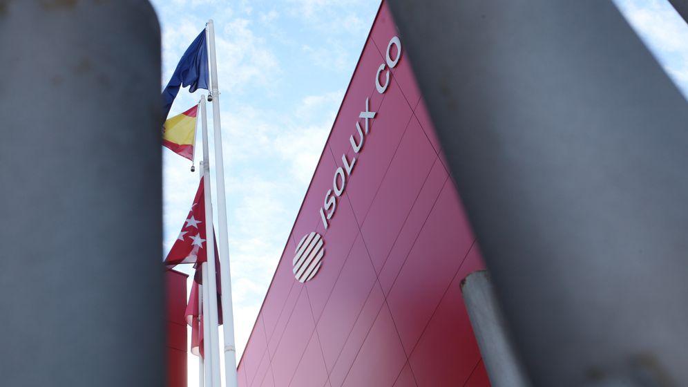 Foto: Sede de Isolux en Madrid. (E. Villarino)