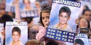 Foto: Un Opel Corsa blanco, clave en la desaparición de Yéremi Vargas