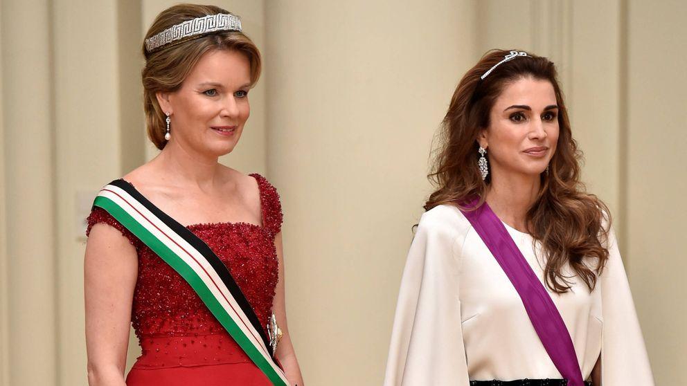 Duelo de reinas: una Rania muy 'demodé' no puede con Matilde