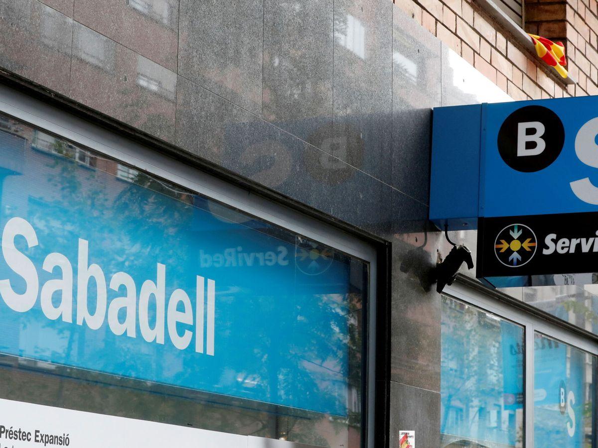 Foto: El logo del Sabadell. (Reuters)