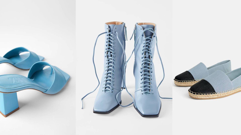 El azul será el color ideal para tus complementos. (Cortesía)