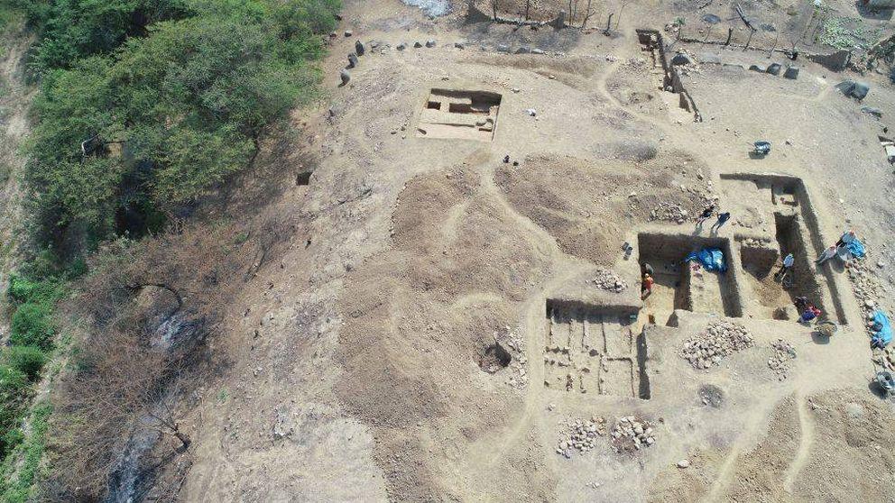 Hallan en Perú un templo megalítico de una extraña civilización de hace 3.000 años