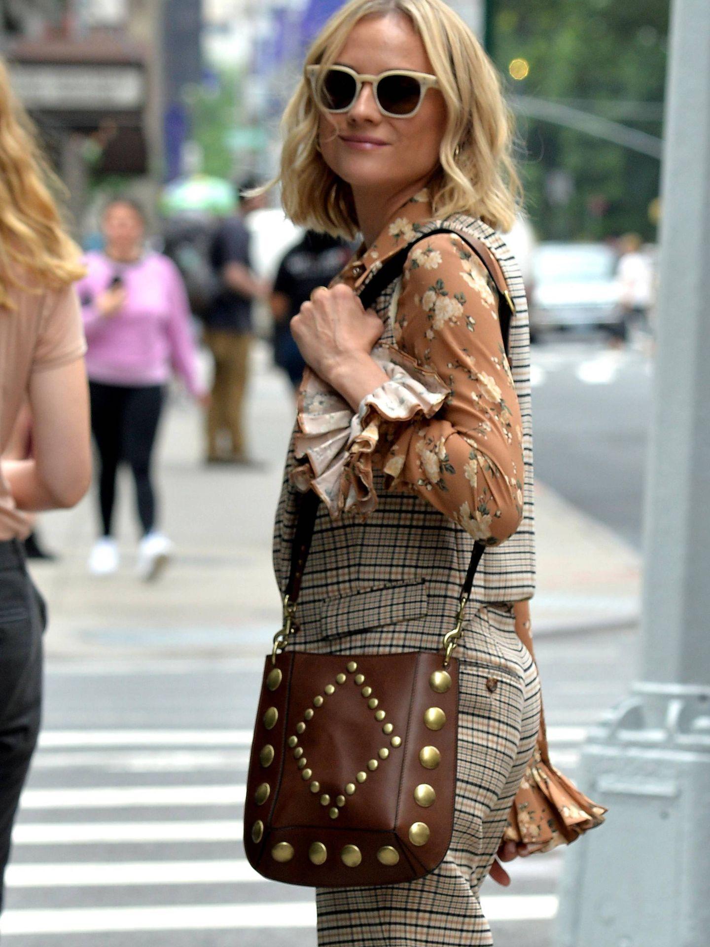 Diane Kruger mezcla y triunfa. (Cordon Press)