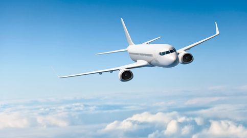 Por qué suelen pintan los aviones comerciales de blanco