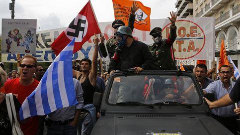 Los nazis entran en la precampaña: ¿se verán Grecia y Alemania en el tribunal de la Haya?