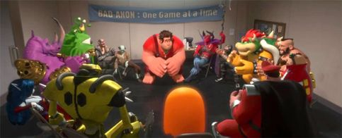 Sonic, Zangief y Bowser saltan a la gran pantalla de la mano  de Disney