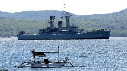 El submarino desaparecido en Indonesia tiene solo 72 horas de capacidad de oxígeno