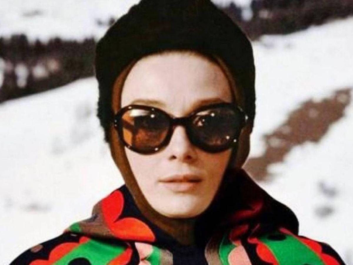 Foto: Audrey Hepburn, en la película 'Charada'.
