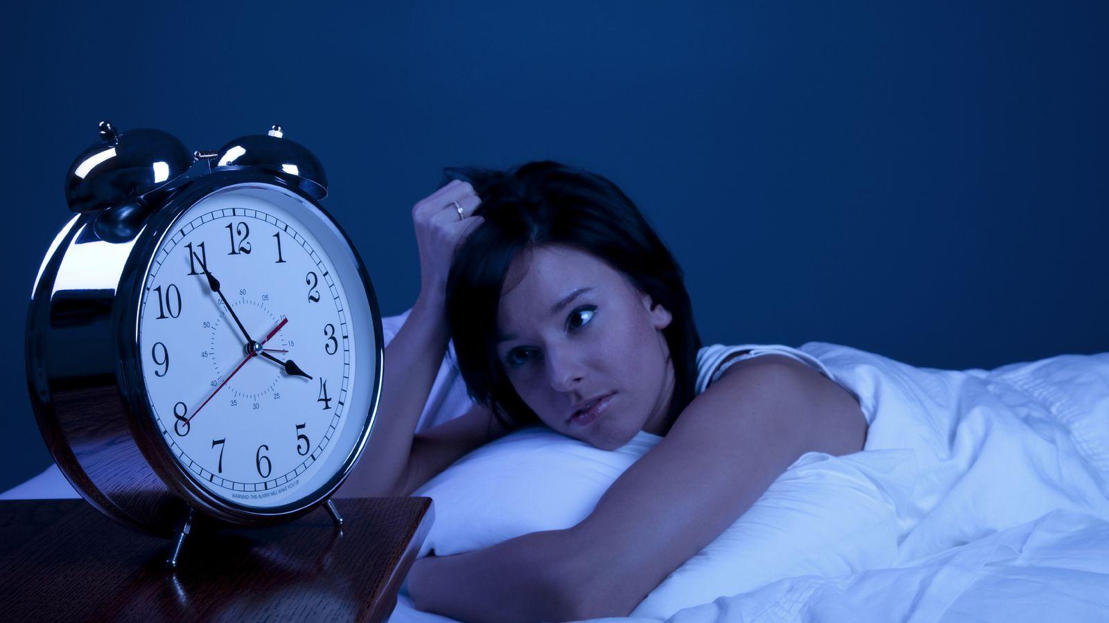 Foto: El insomnio puede evitarse si tenemos claras una serie de cosas. (iStock)