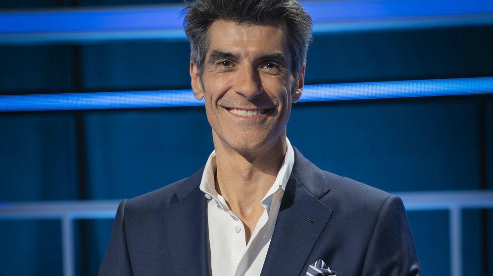 Foto: El presentador Jorge Fernández. (Atresmedia)