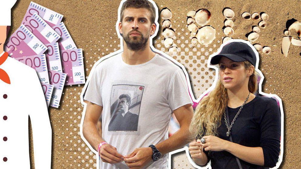 La generosa propina de Shakira y Piqué a un chef: ¡20.000 euros!