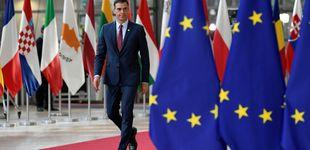 Post de El chef Sánchez  de la cocina de nombramientos de la UE
