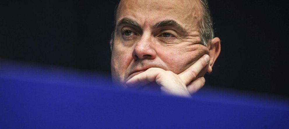 Foto: El ministro de Economía y Competitividad español, Luis de Guindos. (EFE)