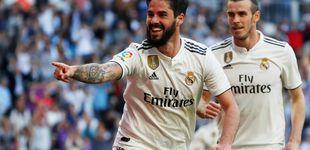 Post de El golpe de suerte de Isco con Zidane que no deja pasar Luis Enrique