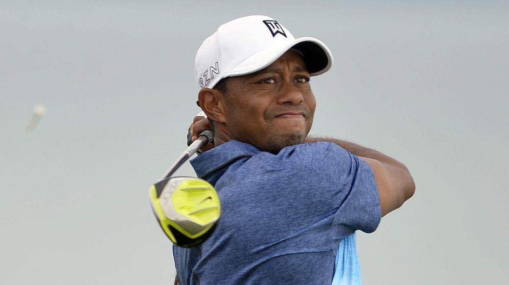 Foto: Tiger quiere ser jugador y vicecapitán (EFE/Larry W. Smith).