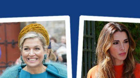 Estilo Real: del turbante fetiche de Máxima a la 'marquitis' de Rania