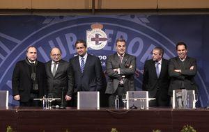 Tino Fernández ya es el nuevo presidente del Deportivo