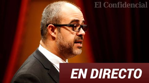 Siga en directo la declaración de Miquel Buch tras los episodios de violencia en Cataluña