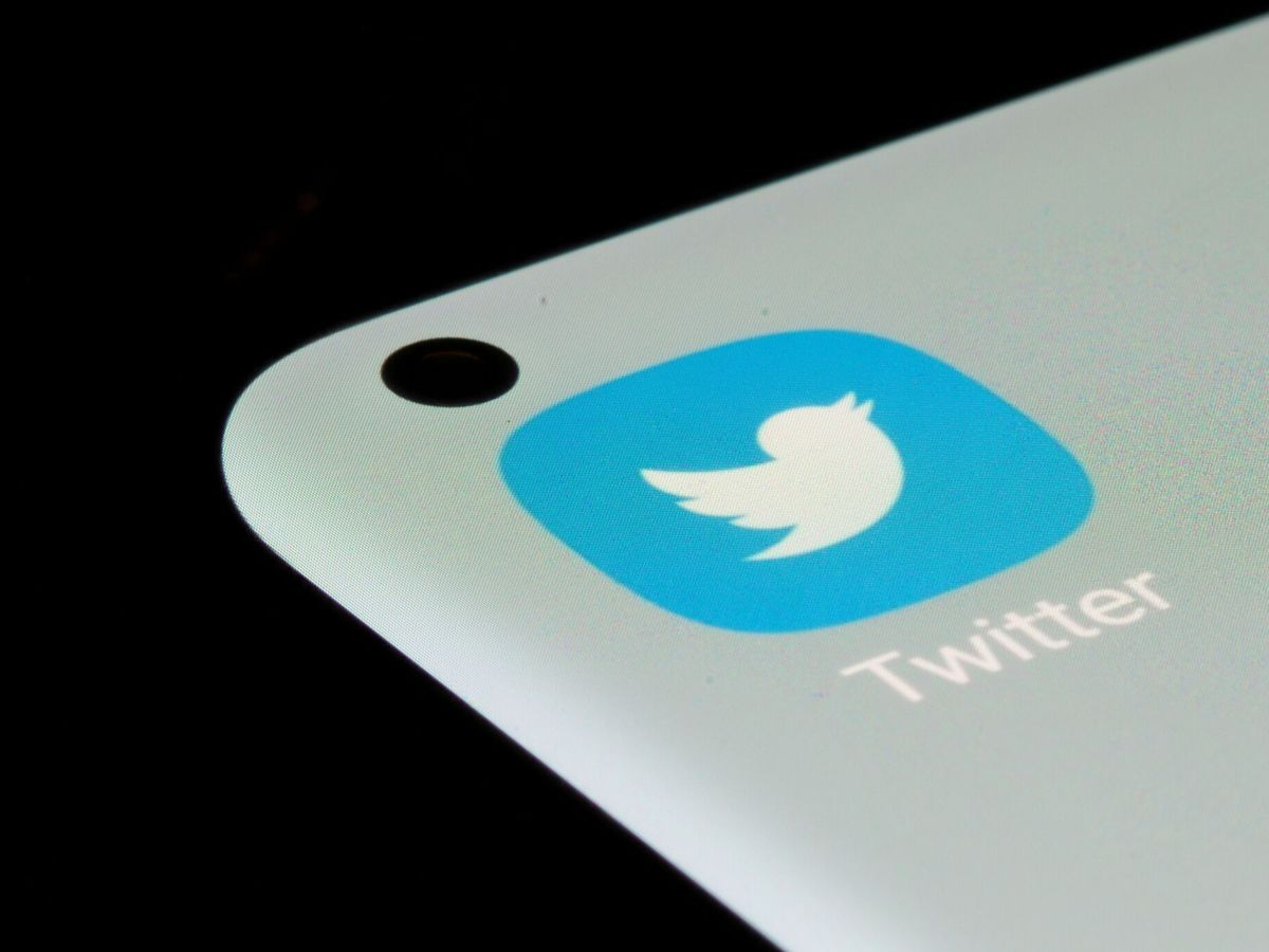 Foto: El logo de la app de Twitter. (Reuters)