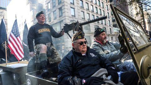 Así rinde homenaje EEUU a sus veteranos