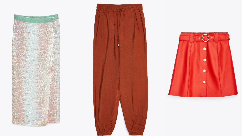 Tres estilismos para llenarte de color. (Cortesía)