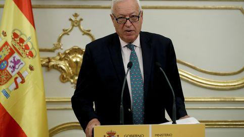 Margallo desafía a Picardo: Pondré la bandera en Gibraltar antes de lo que cree